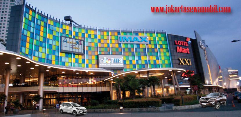 Rental mobil Jakarta Selatan