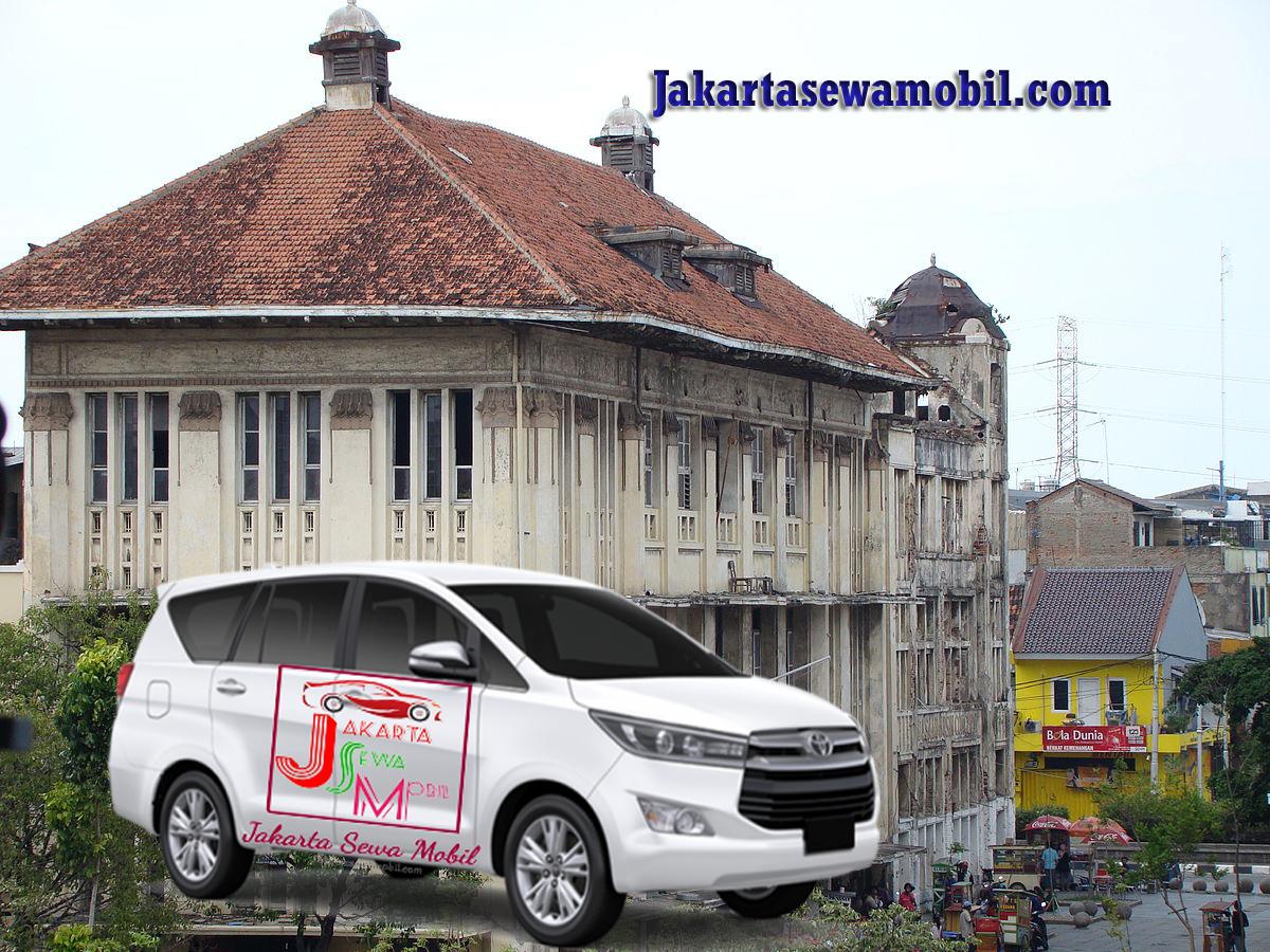 Rental Mobil Taman Sari