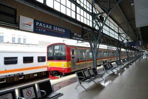 Rental Mobil Stasiun Pasar Senen Jakarta Pusat