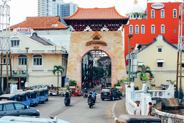Rental Mobil Pasar Baru Jakarta Pusat