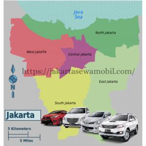 Jakarta Sewa Mobil